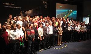 Mission control team at ESOC today | EO launch campaigns