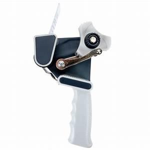 Deluxe Silencer Pistol Grip Packaging Tape Dispenser