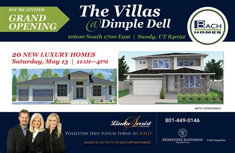 Dimple Dell Grand Opening- Saturday, May 13, 2017 11 Am