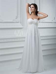 Wedding dress empire waist bridalblissonlinecom for Chiffon wedding dress empire waist