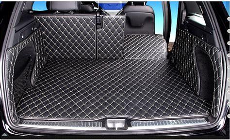 quality special trunk mats  mercedes benz glc