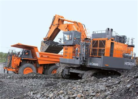 new hitachi ex3600 6 excavators for sale