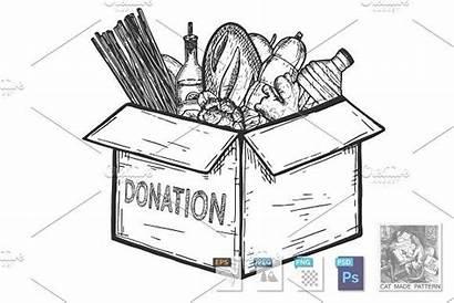 Needy Donation походження Creativemarket піна