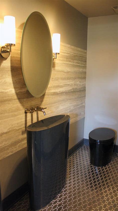 clever ideas  beautiful minimalist  bathroom decohoms