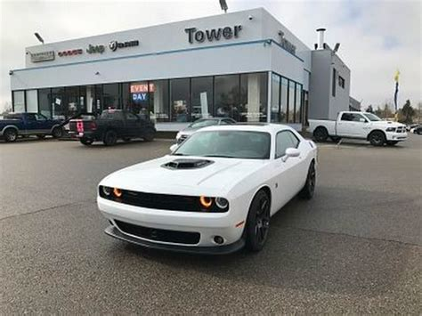 Tower Chrysler by 2016 Dodge Challenger R T Pack G0612 Tower