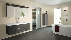 Badezimmer Fliesen Design : fliesen badezimmer anthrazit bad ok ~ Indierocktalk.com Haus und Dekorationen
