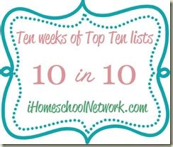 ten  ive learned    homeschooling