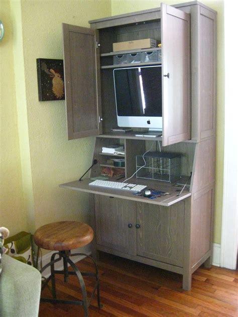 computer armoire desk ikea computer armoire armoire