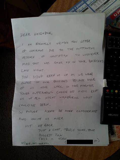 funny notes  strangers