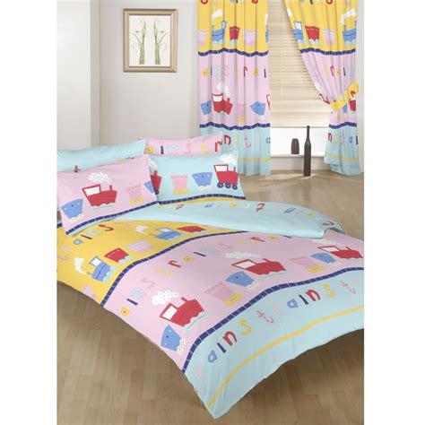 childrens kids duvet quilt cover sets  curtains bedding