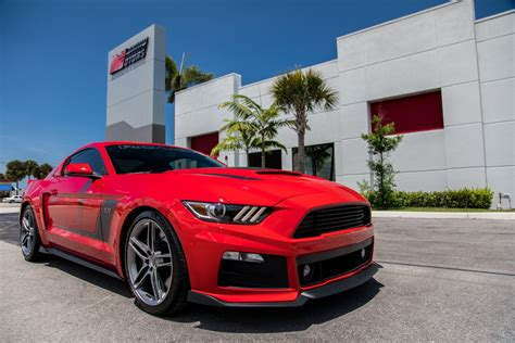 Roush Mustang Price 2016 by Used 2016 Ford Mustang Gt Roush For Sale 47 900