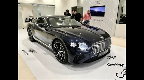 A Look At The All New 2018 Bentley Continental Gt! Youtube