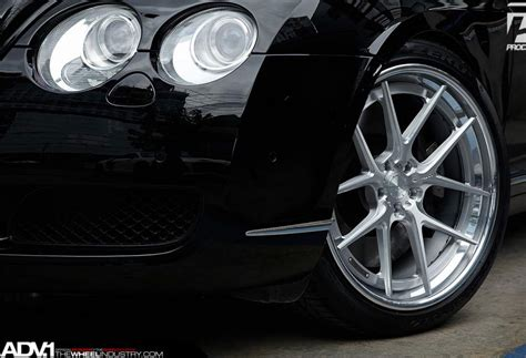 bentley custom rims bentley continental gt custom wheels adv 1 5 0tssl 21x10 5