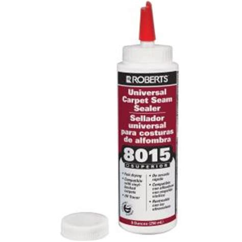 roberts 8 oz universal carpet seam sealer in applicator