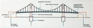 How Do Suspension Bridges Work