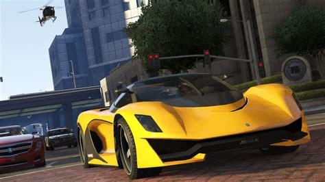 fastest cars  gta  pc gamer