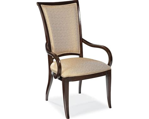 studio 455 upholstered arm chair thomasville furniture