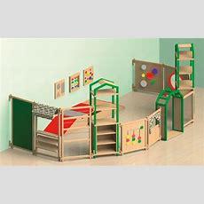 Raumteiler Für Den Gruppenraum  Beka Möbel Bei Sayda
