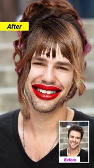 face changer funny face maker