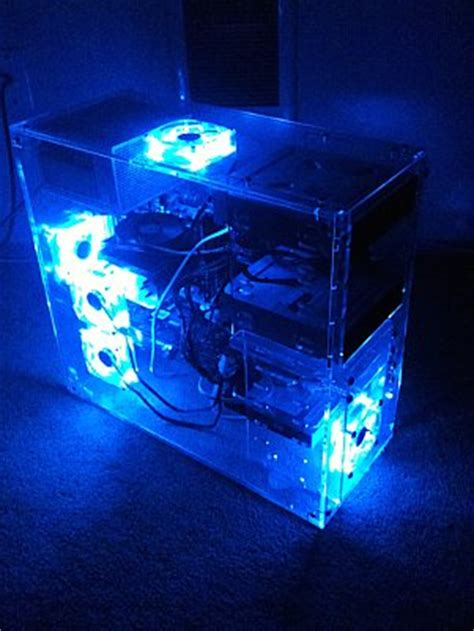 best pc case lighting best computer cases for gaming computers