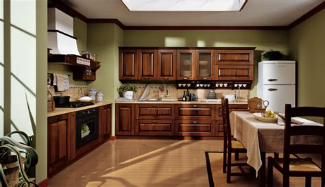 18 Classic Kitchen Designs From Ala Cucine  Digsdigs
