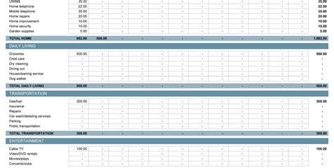 daily expenses sheet  excel format   expense