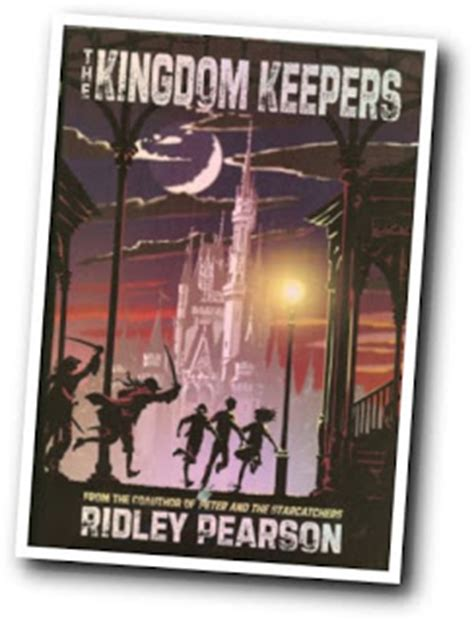Pearson Copy Book Bag by Book Review Kingdom Keepers By Ridley Pearson Imaginerding