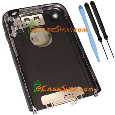 original metal iphone 2g 8gb back cover housing us black iphone 2g back cover replacement for iphone 2g 8gb