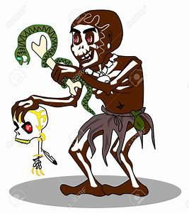 Witch Doctor Clipart - ClipartXtras