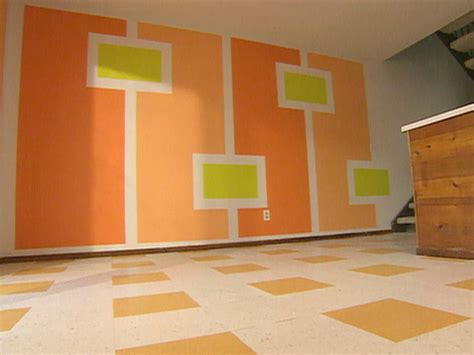 simple wall painting designs in orange colour design of wall painting and this interesting simple wall Simple Wall Painting Designs In Orange Colour