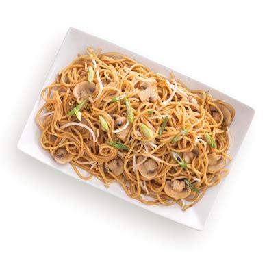 calorie cuisine chinoise spaghettis à la chinoise recettes cuisine et nutrition