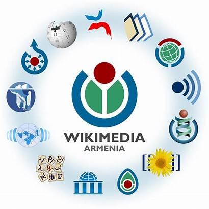 Wikimedia Armenia Commons Wiki Wikipedia Wm Am