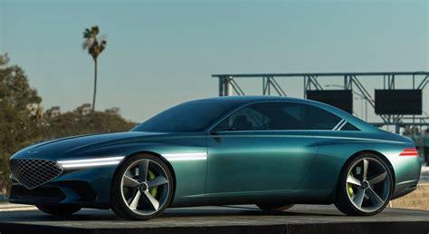 Genesis unveils stunning X Concept, previews future GT car ...