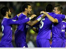 Real Betis 1 6 Real Madrid Match report 101516
