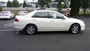 2006 Honda Accord  Premium White Pearl