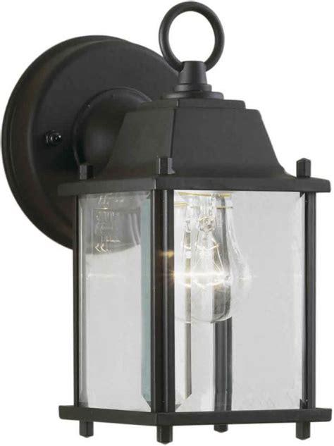 forte lighting 1705 01 04 black craftsman mission