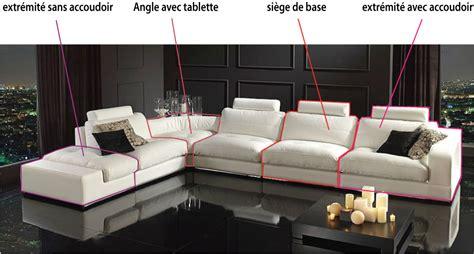 assise canapé sur mesure canap sur mesure en cuir vachette canap gamme canap