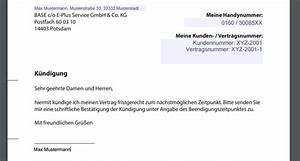 Kündigungsfrist Ohne Mietvertrag : fein k ndigung der vereinbarung vorlage fotos ~ Lizthompson.info Haus und Dekorationen