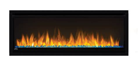 Alluravision Electric Fireplace By Napoleon