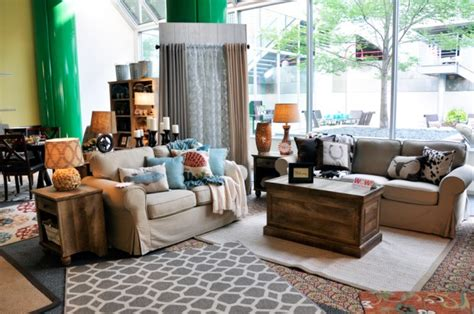 living room better homes and gardens home 2015
