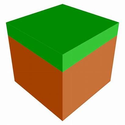 Grass Block Svg Stylized Wikimedia Commons Minecraft