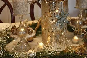 Inspiration in Stages : MY CHRISTMAS TABLESCAPE FOR 2013