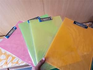 Fancy Seal Exam Pad Plastic Exam Pad Wholesale Trader From Hyderabad