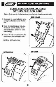 2008 Gmc Acadia Radio Wiring Diagram Collection