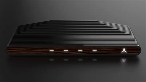 New Console by The Look At The Ataribox Atari S New Console