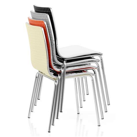 chaises noir chaise plastique noir fresco monde du tabouret