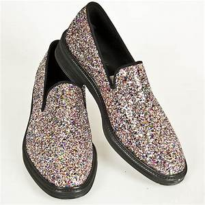 Shoes glittering mirror ball dance floor slip on shoes for How to keep shoes from slipping on floor