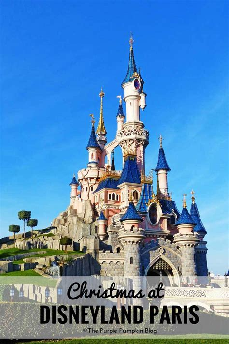 Christmas At Disneyland Paris Part 3 Disneyland Park