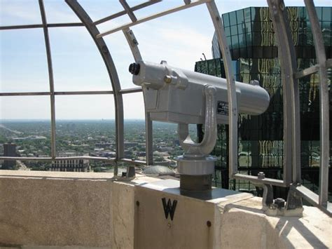 Foshay Tower Observation Deck Minneapolis by View From The Observation Deck
