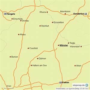 Ikea Karte Deutschland : ikea region m nster von tropby landkarte f r nordrhein westfalen ~ Markanthonyermac.com Haus und Dekorationen